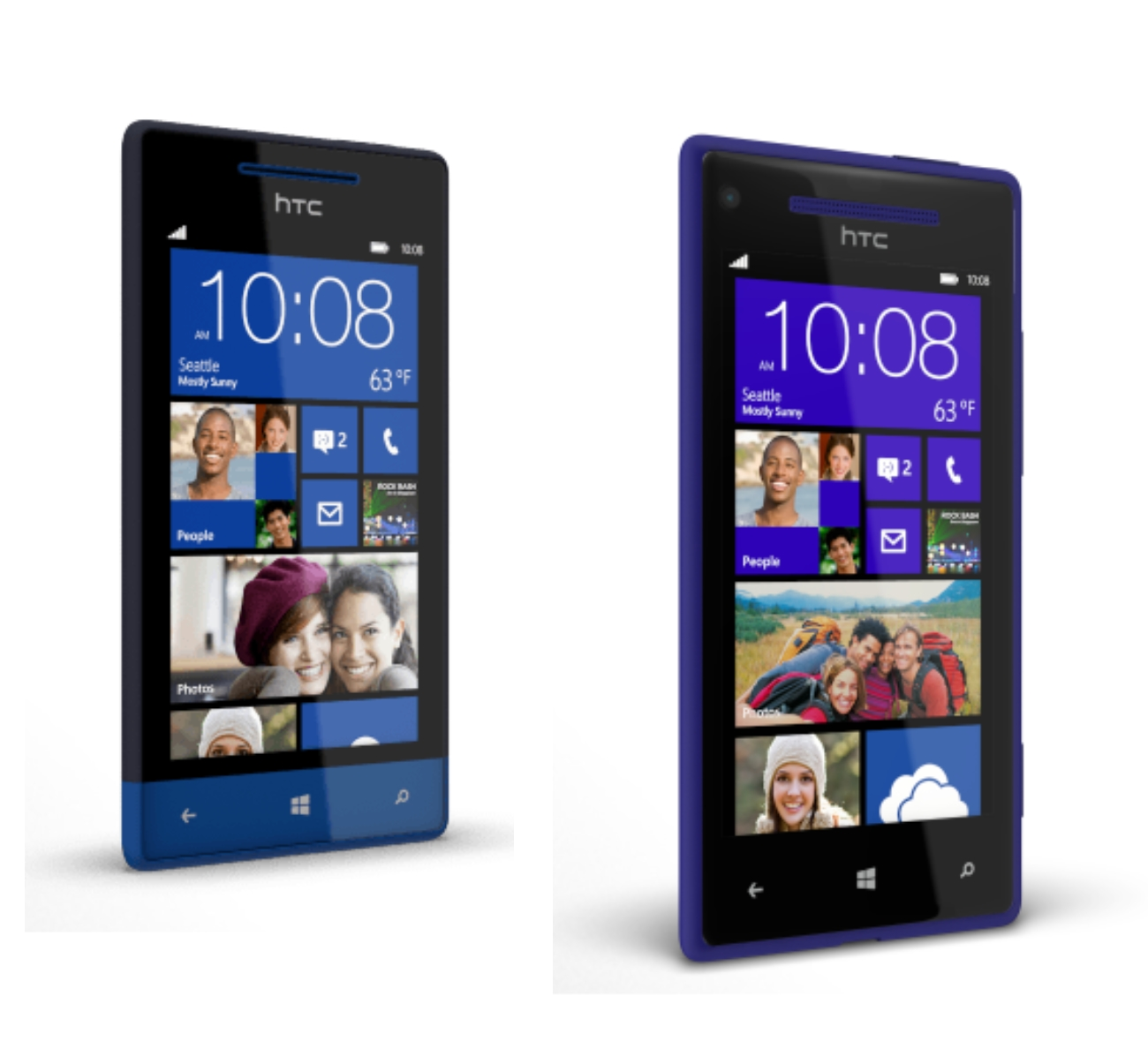HTC 8S-HTC 8X