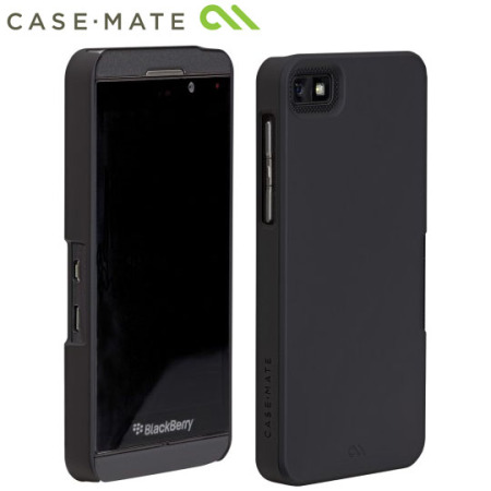 Coque BlackBerry Z10 Case-Mate Barely There – Noire ...