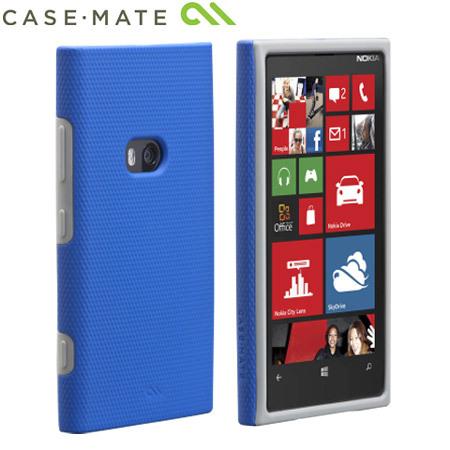 Coque Nokia Lumia 920 Case-Mate Tough - Bleue et Noire