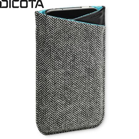 Housse de protection - Dicota Lov Protective Sleeve - Noire - bleue
