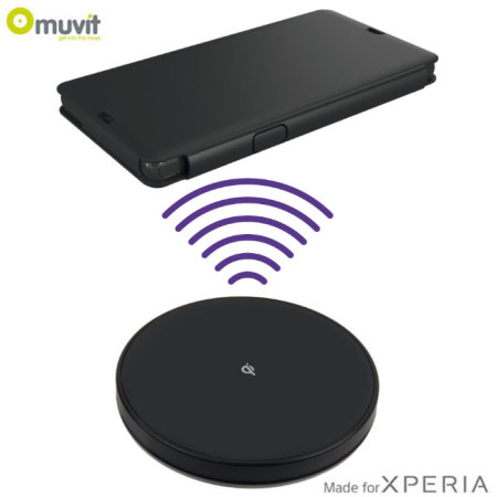 Kit de chargement sans fil QI pour Sony Xperia Z