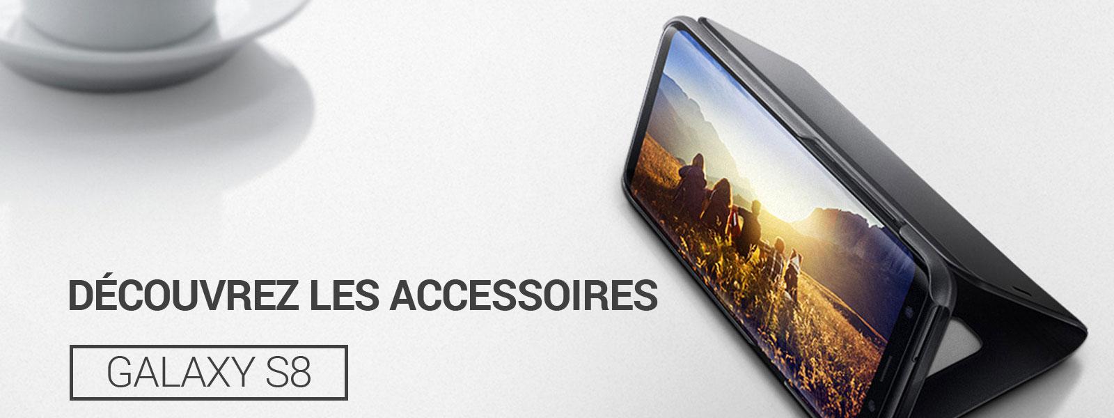 Accessoires Samsung Galaxy S8