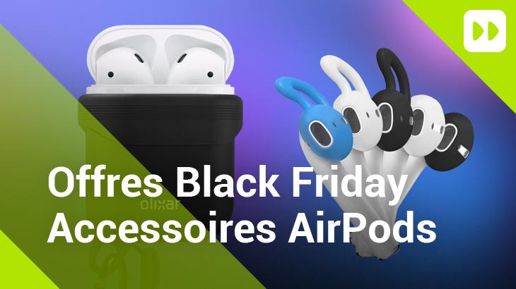 Meilleurs accessoires AirPods