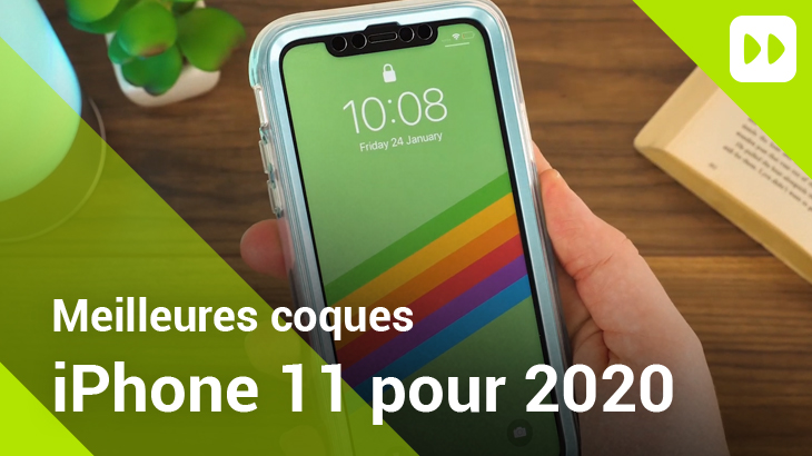 Meilleures coques iPhone 11