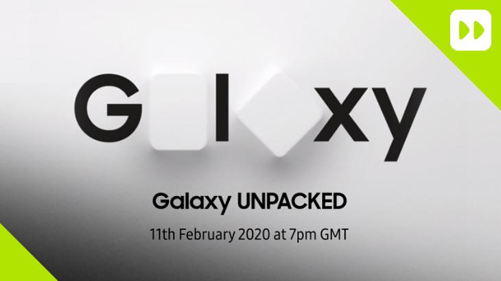 Evénement Samsung Galaxy Unpacked
