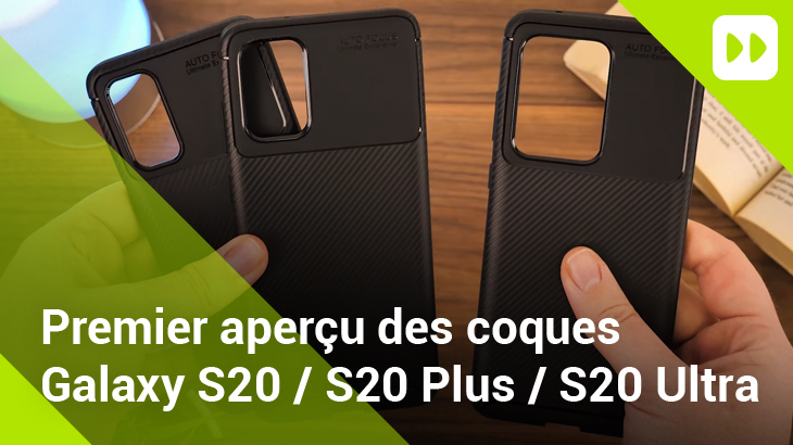 Coques Galaxy S20